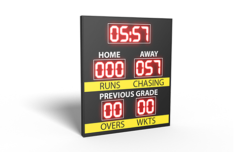 Cricket and Rugby League Scoreboard